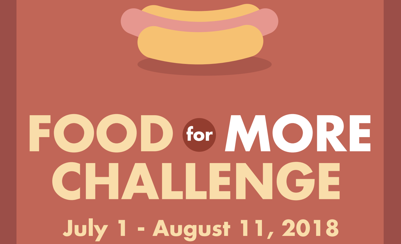 Food for more challenge
